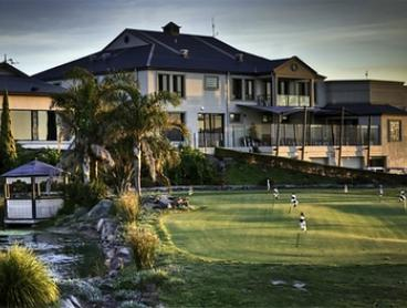 Victor Harbor: One, Two or Three-Night Getaway for Two with Round of Golf and Late Check-Out at McCracken Country Club