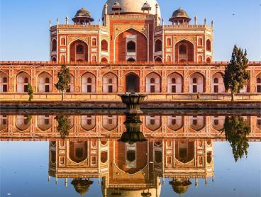 12-Day India Golden Triangle Tour with Choice of Three or Four-Star Accommodation