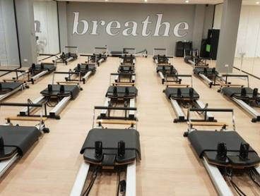5-Week Reformer Pilates, Yoga, Zumba, Barre or Spin for One ($39) or Two ($74) at Quro Health Studios (Up to $788 Value)
