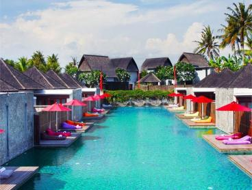 Private Pool Villa Luxury with Daily Dinner and Cocktails in Ubud