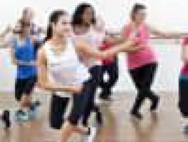 10-Class Dance and Fitness Pass - Four Locations!