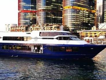 Christmas Lunch or Dinner Harbour Cruise - Upgrade for Drinks