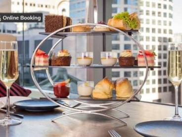 High Tea with Sparkling Wine at Swissôtel Sydney