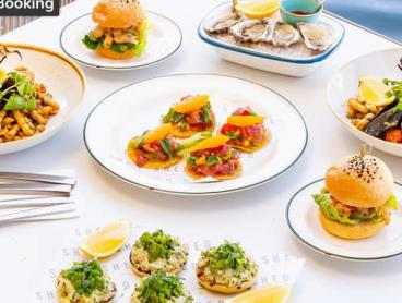 Five-Course Waterfront Seafood Brunch at Akuna Bay