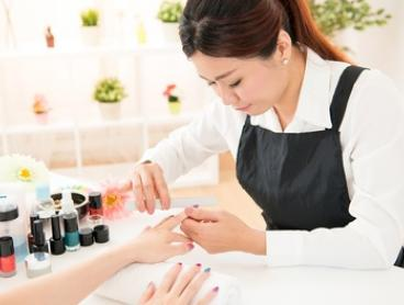 $34 for Japanese Gel Manicure, Cuticle Care and Hand Massage at Venulapis Beauty Therapy (Up to $100 Value)