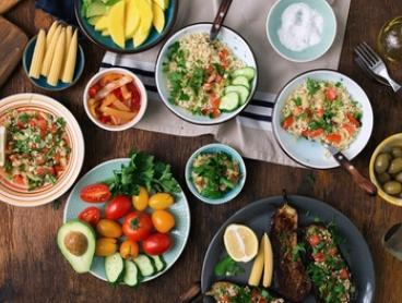 Mediterranean Meal Plan: Two ($9), Three ($19) or Six Months ($29) from Meals Maker (Up to $167.01 Value)