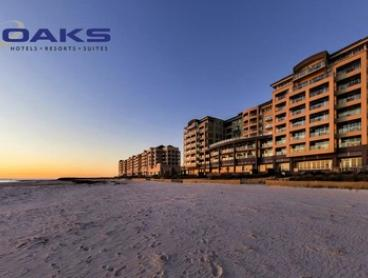 Glenelg, Adelaide: 1-, 2-, 3-, or 4-Night Beach Holiday for Two or Four at the Oaks Plaza Pier