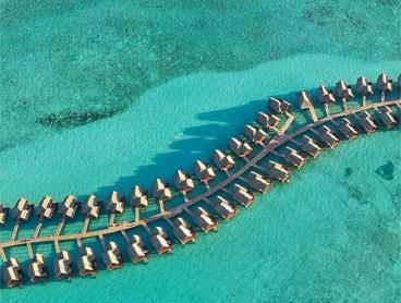 Grand Opening: All-Inclusive Maldives Luxury with Return Transfers from Malé, Unlimited Drinks & Premium Dining