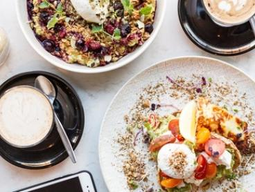 Breakfast and Drink for One ($9.90) or Two People ($19.80) at Infuse Camberwell (Up to $46 Value)
