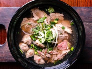 Takeaway Signature Crispy Chicken or Pho + Drink for 1 ($10) or 2 People ($19) at The Crispy Company (Up to $37 Value)