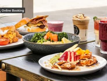 Credit for Waterfront Breakfast and Drinks at Rozelle Bay