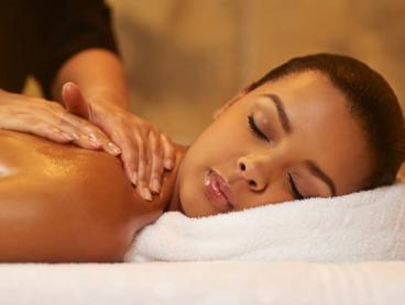 30-Min Back, Neck and Shoulders Massage ($25) or 60-Min Aromatherapy with Rose Alba Oils ($89) at Healing Massage Center