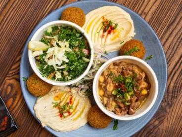 Authentic Lebanese Feast with Dessert and Drinks in Lakemba