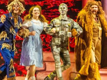 The Wizard of Oz Arena Spectacular Tickets at Qudos Bank Arena