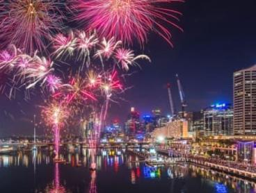 Luxury NYE Dinner and Drinks Party Package on King Street Wharf